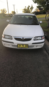 1998 Mazda 626 Blue Haven Wyong Area Preview