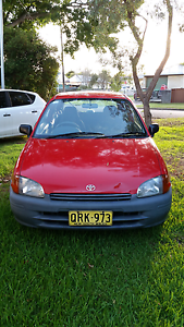Toyota Starlet Auto Cardiff South Lake Macquarie Area Preview