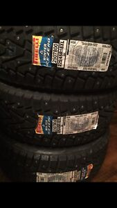 225/45/18 Pirelli Winter Tires Factory Studded