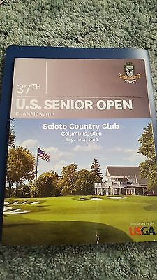 37th U. S. Senior Open Championship Program, Year 2016, Columbus, Ohio