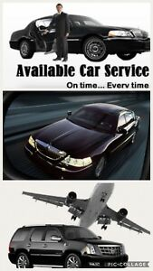 Airport service taxi available ✈️☎️ 416-407-7355