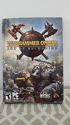 Electronic Arts 15656 Warhammer On Line Age Of Reckoning Free Us Shipping