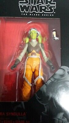 Star Wars Black Series 6 inch Hera Syndulla ( Rebels )