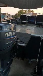 Boat for sale 40hp engine yamaha Inala Brisbane South West Preview
