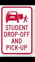 Pick up & drop off: St.Paul catholic school Whitby