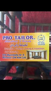Alterations/ tailoring / dry cleaning  Windsor Region Ontario image 10