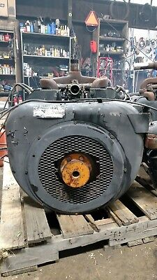 Wisconsin Vg4d2 Engine Skid Steer