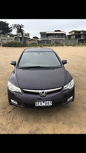 Honda civic sport 1 year rego Endeavour Hills Casey Area Preview