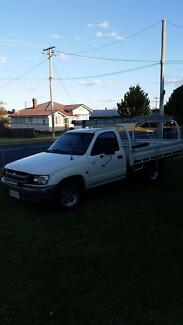 2002 Toyota Hilux Other Stanthorpe Southern Downs Preview