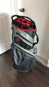 Ogio Gotham Golf Cart Bag - 2016 Model