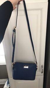 Blue Kate Spade Satchel - used a couple times only!