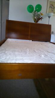 Double Bed Frame Macquarie Park Ryde Area Preview