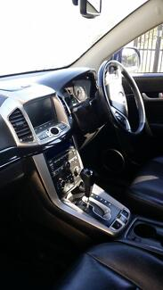 2012 Holden Captiva Wagon Koolewong Gosford Area Preview