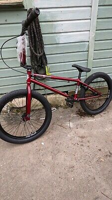 Complete Stolen brand 22 inch BMX bike.