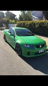 Holden VE SV6 MY09.5 - 6 Speed Manual Utility  SALE/SWAP/TRADE Glenelg Holdfast Bay Preview