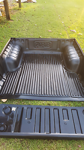 Nissan navara NP300 tub liner and tailgate liner Baldivis Rockingham Area Preview