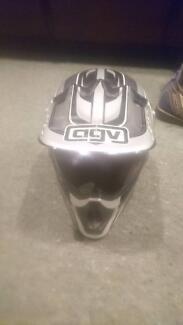 AGV motorbike helmut