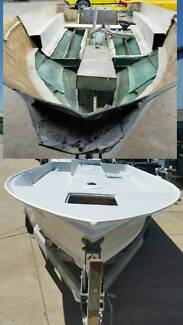 Fibreglass, boat and trailer repairs Hocking Wanneroo Area Preview