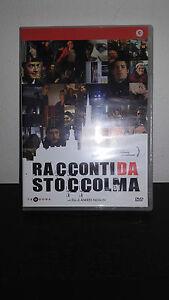 DVD - RACCONTI DA STOCCOLMA DI ANDERS NILSSON - USATO - Italia - DVD - RACCONTI DA STOCCOLMA DI ANDERS NILSSON - USATO - Italia