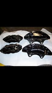 2014 Corvette 6.2L brembo calipers