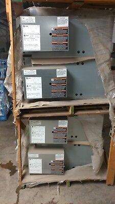 4 Trane Fan Powered Box Hvac Equipment New