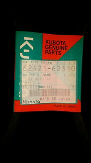 Genuine kubota belt for rotary tiller Silvan Yarra Ranges Preview