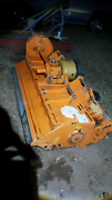 Humus safety mulcher flail slasher german made pto Darley Moorabool Area Preview