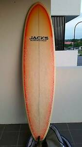 Second Hand 7'2 Mini Mal Sippy Downs Maroochydore Area Preview