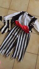 Size 3-4 pirate costume South Lake Cockburn Area Preview