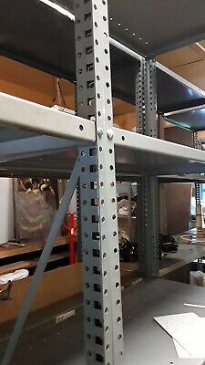 Used Metal Shelving 36 X 18 X 87