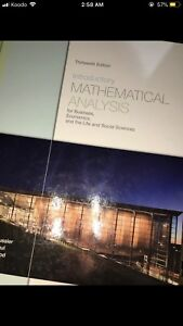 Mathematical Analysis thirteenth edition