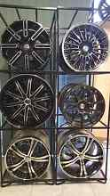 cheap Brand new rims melbourne, call for tyre and rim package Tottenham Maribyrnong Area Preview