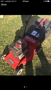 Rover QuickStart lawnmower Engadine Sutherland Area Preview