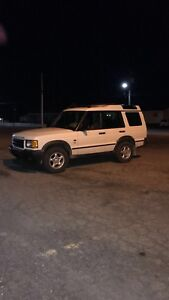 2001 Toyota LandRover Discovery