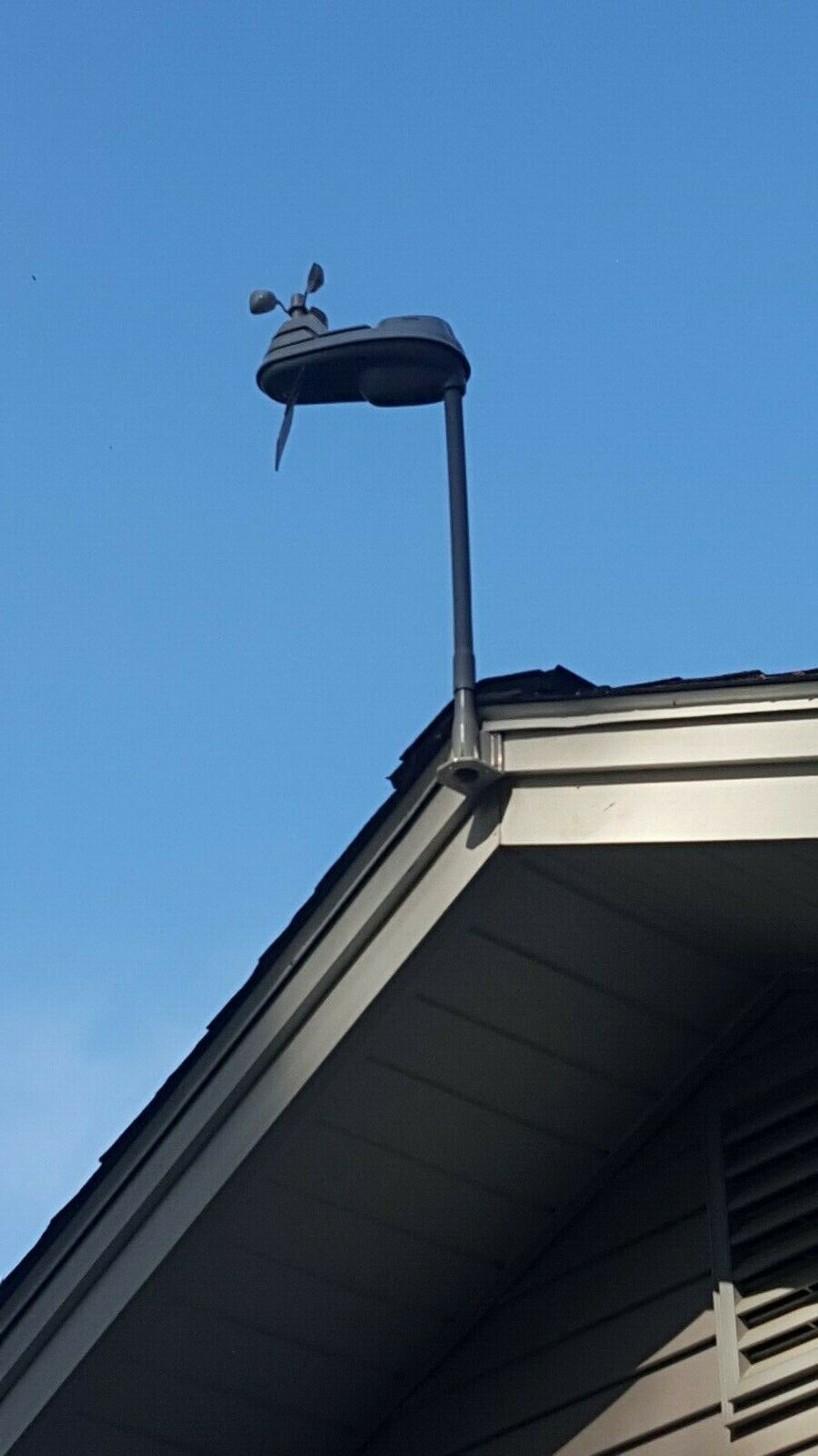 """Acu-Rite pro 5-in-1  Weather Station 22"""" Extension Pole"""