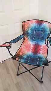 Palm Tree Adult Camping Chairs x2 ***PRICE REDUCTION*** Windsor Gardens Port Adelaide Area Preview