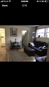 All inclusive furnished 1 bedroom on DAL campus - NOV 1