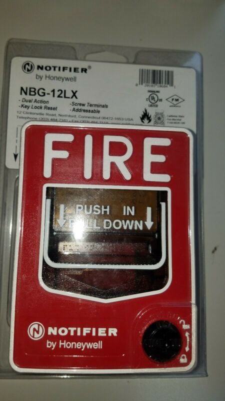 "NOTIFIER NBG-12LX   ""NEW IN BOX"""