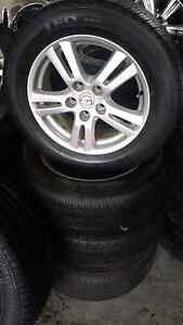Mazda rims at OMG TYRES Revesby Bankstown Area Preview