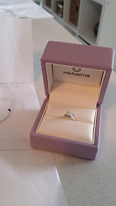 Michael Hill Engagement Ring go asap Spearwood Cockburn Area Preview