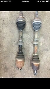 Honda Accord axles