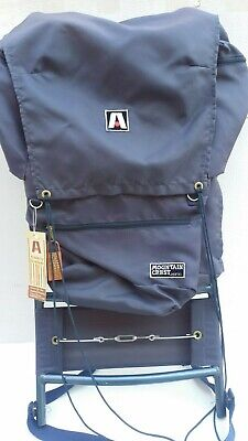 faa586d405 Academy Broadway Mountain Crest Backpack External Frame Hiking Camping