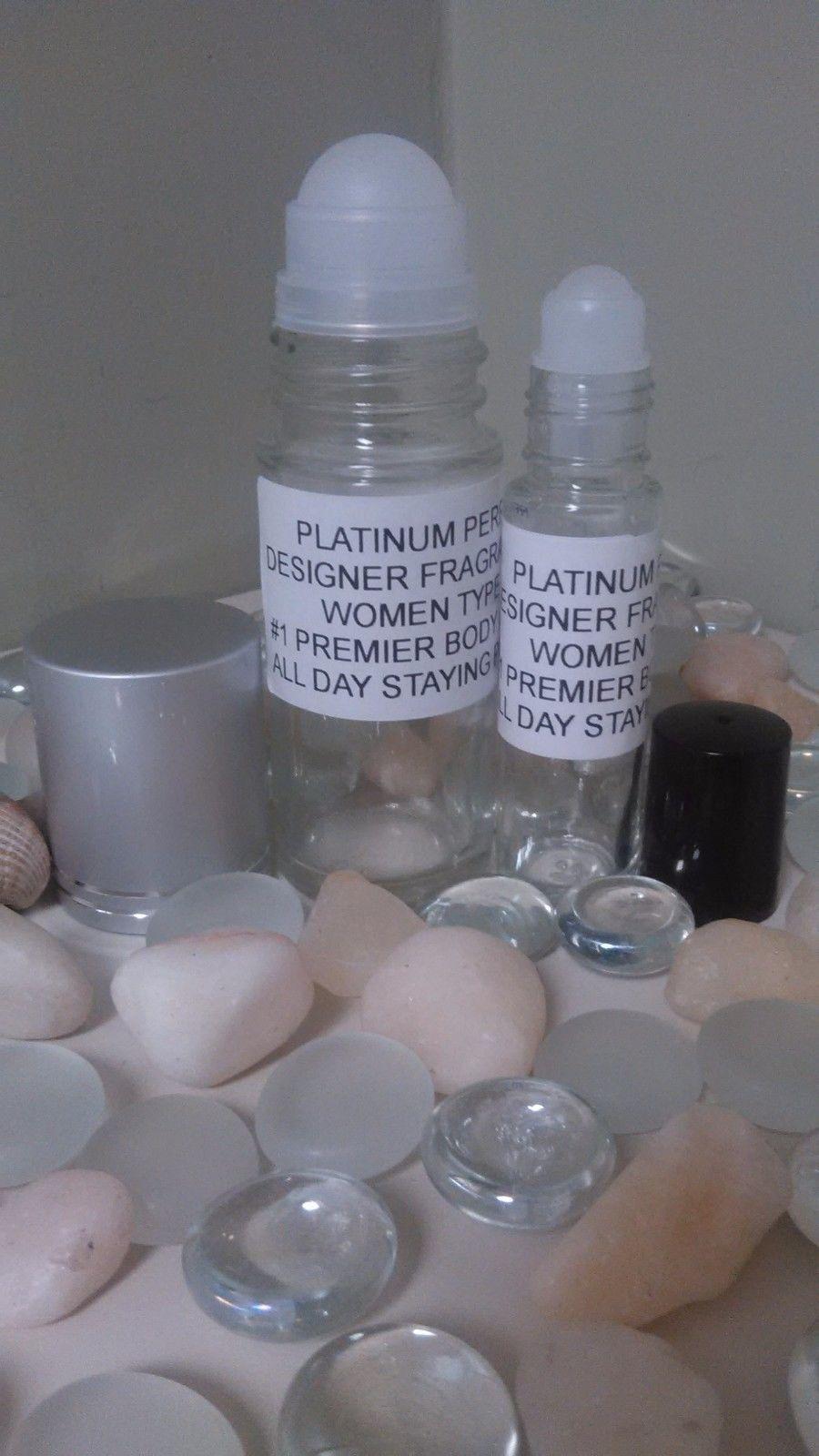 Platinum Perfume & Cologne Types