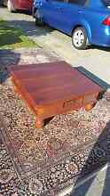 Wooden  coffee  table good  condition Byford Serpentine Area Preview