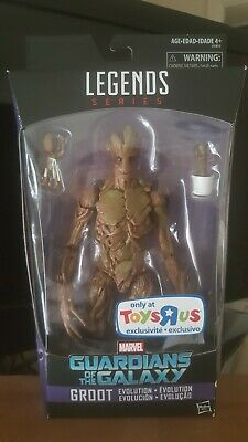 "Marvel Legends 6"" Inch Toys R Us TRU Exclusive Groot"