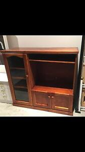 Wooden TV cabinet Kingston Kingborough Area Preview