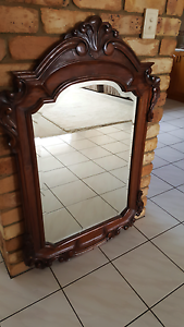 Antique  Style mirror Armidale Armidale City Preview
