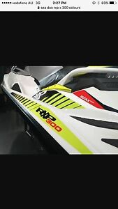 SEADOO RXP 300 BRAND NEW 2016 MODEL SKI HAS JUST BEEN DELIVERED TO ME Ruse Campbelltown Area Preview