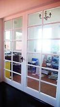 Original pair  Colonial French Doors Potts Point Inner Sydney Preview