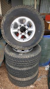 Nexen tyres and rims Renmark Renmark Paringa Preview
